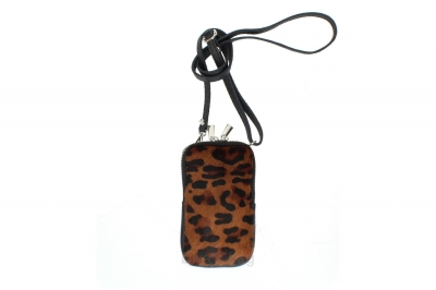 Leather strap for Mobile fur13